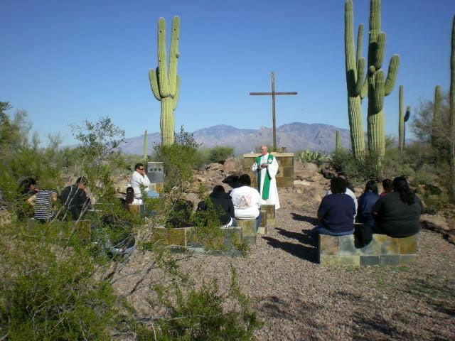 Redemptorist Renewal Center, Tucson, AZ