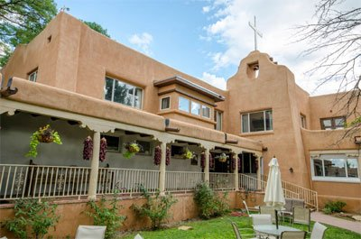 The Immaculate Heart of Mary Retreat and Conference Center, Santa Fe, NM