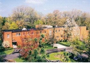 Jesuit Retreat House of Cleveland, Parma, Ohio
