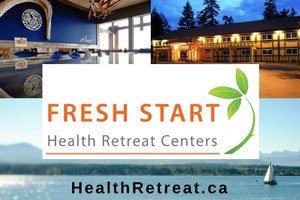 Fresh Start Health Restoration and Lifestyle Transformation Retreat, Campbell River, BC