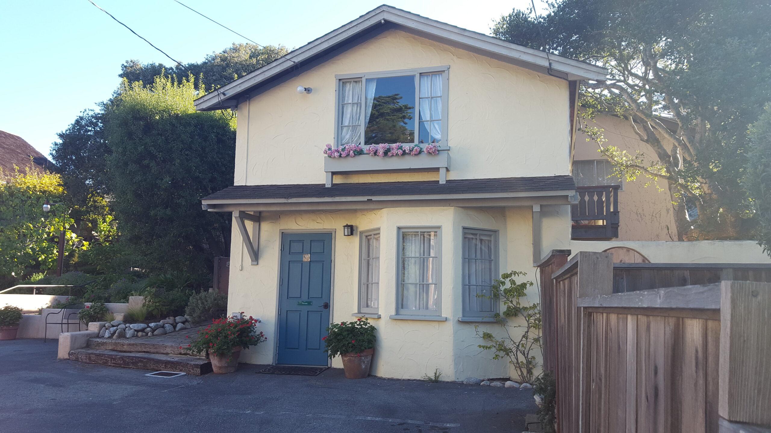 All Saints' Retreat House, Carmel CA