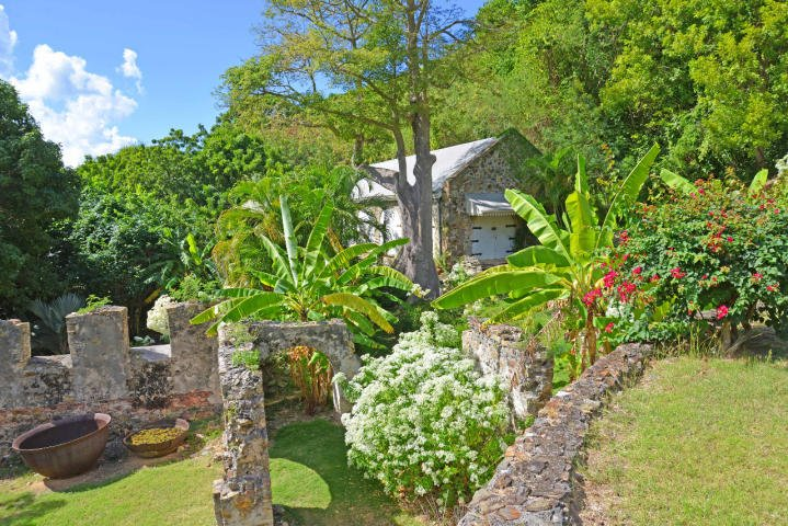 Historic Tropical Paradise in USVI – For Sale