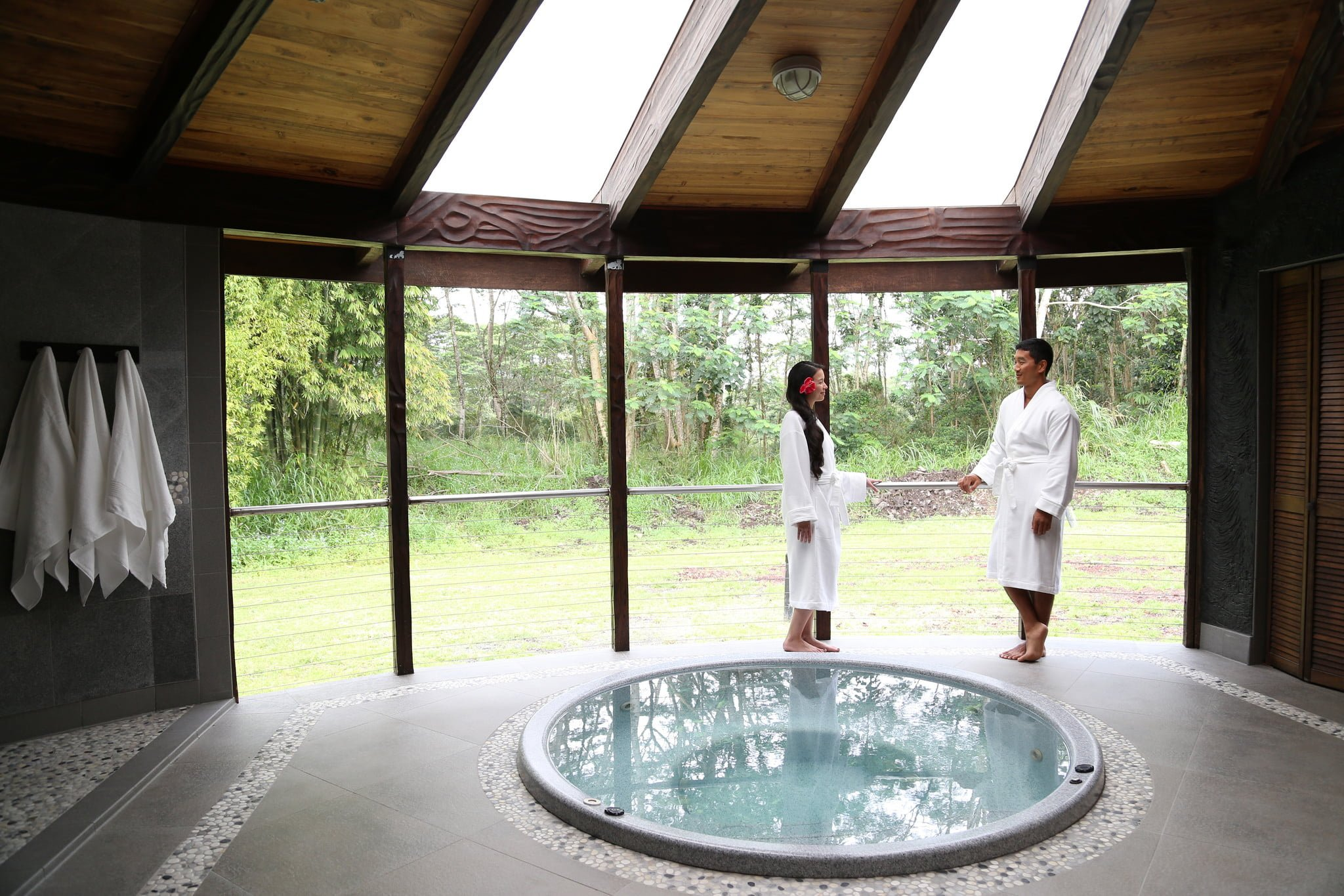 Relax in the Spa