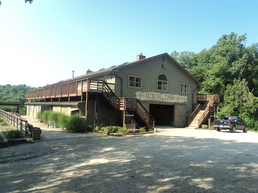 Premier Guest Ranch Located In Beautiful Brown County, Indiana
