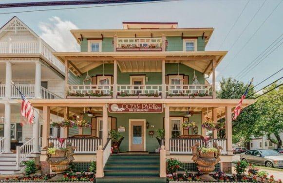 The Ocean Park Inn, NJ