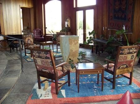 Fountain Room at Casa Mandala