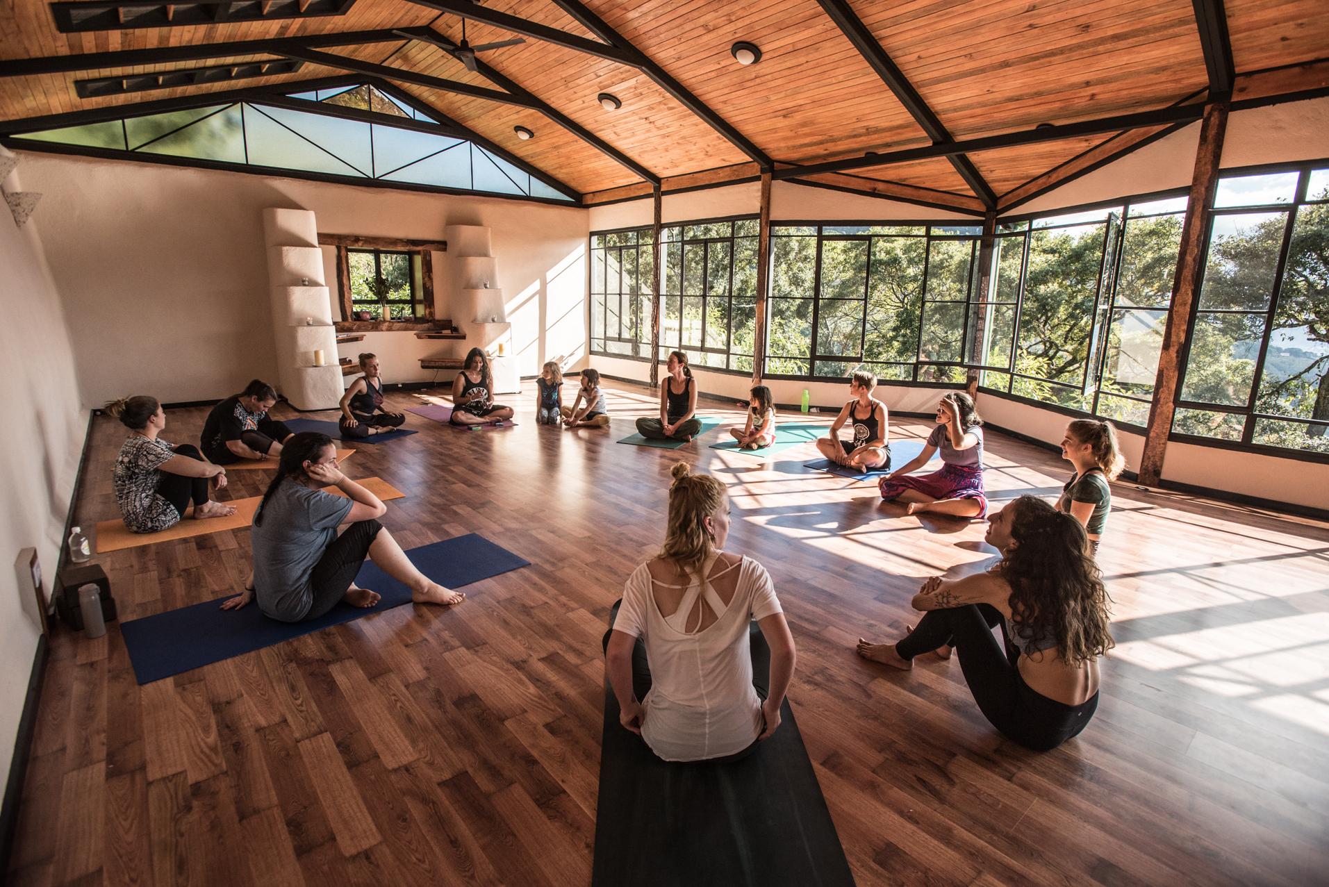 Retreat Center & Mountain Lodge, Antigua, Guatemala