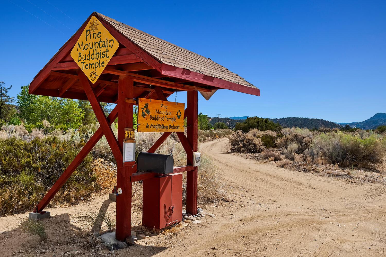 Pine Mountain Buddhist Retreat in CA
